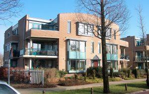 Appartementen Marquette te Heemskerk
